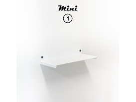 Mini 1 - RAL 9016 Traffic white matte appearance