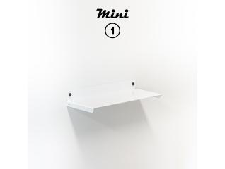 Mini 1 - RAL 9016 Traffic white matte appearance