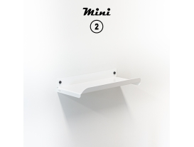Mini 2 - RAL 9016 Traffic white matte appearance