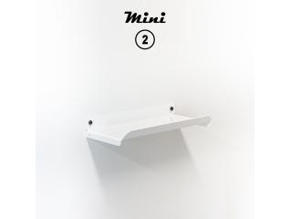 Mini 2 - RAL 9016 Traffic white matte appearance
