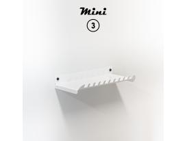 Mini 3 - RAL 9016 Blanc signalisation aspect mat