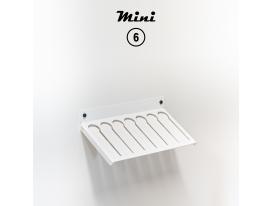 Mini 6 - RAL 9016 Traffic white matte appearance