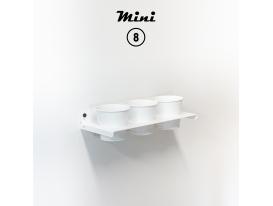 Mini 8 - RAL 9016 Bianco traffico aspetto opaco