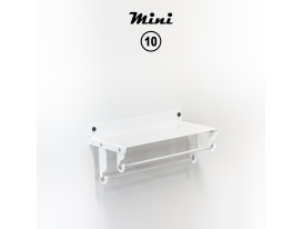 Mini 10 - RAL 9016 Traffic white matte appearance