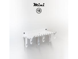 Mini 15 - RAL 9016 Traffic white matte appearance